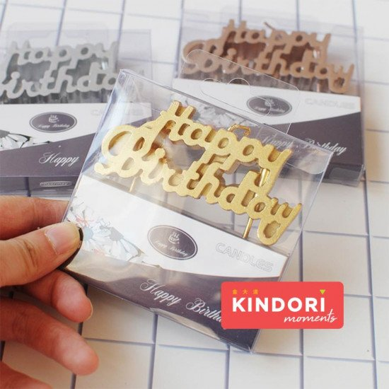 Happy Birthday Join Candle