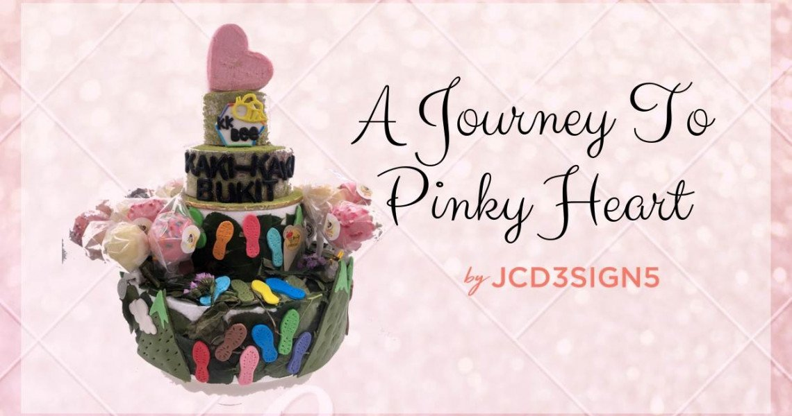 A Journey To Pinky Heart