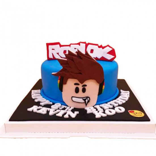 roblox cake for kids